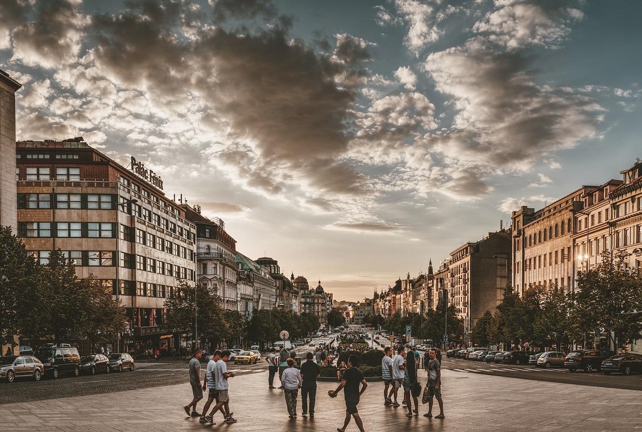 adventure-based spending in Prague